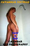 Savannah Costello Shower Tats Tits Calendar Ad.jpg
