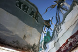 Ship Spirit Reflection Series:  Babe (Rotated 180)
