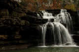 Halloween Weekend at Rock Island State Park, Tennessee