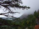 1896 Chimney Rock Fog Today