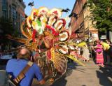 Lowell Folk Festival Caribbean Parade