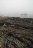 Anchored Near Shore