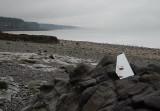 Black Rock Light - foggy morning on the Bay of Fundy