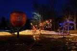 Christmas season in the apple capital. Berwick, Nova Scotia