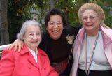 Edie, Amy & Mom