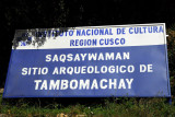 Archeological site of Tambomachay