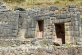 Tambomachay - stairs and niches