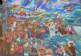 Giant mural, Pisaq