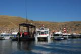 Puno Harbor, Lake Titicaca