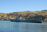 Guardacostas - Peruvian Coast Guard vessel #306, Lake Titcaca