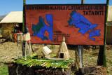 Bienvenidos a la Isla Flotante Los Uros Tata Inti