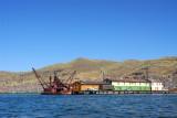 Puerto de Puno, Lago Titicaca