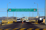 Toll road (Peaje) between Juliaca and Puno