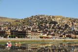 The city of Puno, pop. 102,000