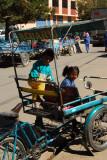Tricycle rickshaw, Puno