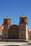 Cathedral, Plaza de Armas, Puno