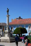 Parque Pino, Puno