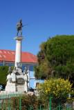 Manuel Pino memorial, Puno