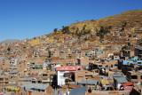 View south from Huajsapata Park, Puno