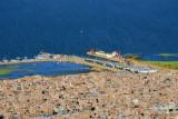 Port of Puno from Cerro Asogini