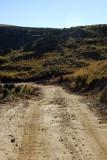 The horrible Cerro Asogini road