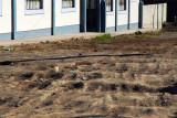 Horrible roads around Puma Park