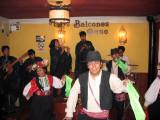 Cultural show at Balcones de Puno