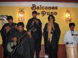 Folkloric music group, Balcones de Puno