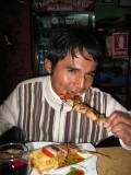 Dinner at Balcones de Puno