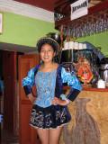Dancer, Balcones de Puno