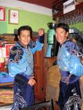 Dancers, Balcones de Puno