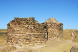 Sillustani is famous as a pre-Incan burial ground of the Colla people, Aymara