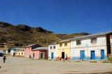 Plaza de Armas, Vilque (Puno)