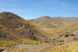 The old road to Arequipa