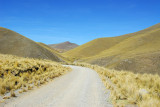 The old Puno-Arequipa road