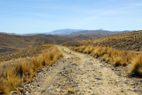 Passage is very slow along this rough road...reminiscient of the road from Ayacucho to Andalhuaylas