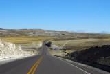 Peru route 30A, the new Juliaca-Arequipa road