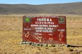 Reserva Nacional Salinas y Aguada Blanca, Peru