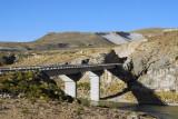 Puente Sumbay, bridge over the Rio Chili, Peru