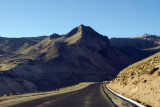 The road to Chivay and Colca Canyon climbing