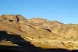 Scenic drive to Chivay