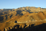 The final decent to Chivay and Colca