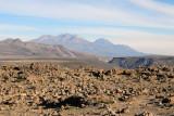 Mirador Los Andes - Volcan Chachani (6075m)