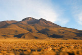 Mountains and altiplano near Arquipa
