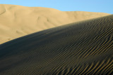 Giant dunes surrounding Huacachina