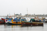 Fishing boats, Paracas Harbor