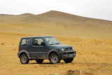 Good place for 4x4, Paracas National Reserve