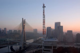 Early morning view from the Grand Hyatt São Paulo - Morumbi