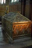 Tomb of St. Geneviève, the patron saint of Paris