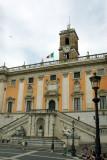 Palazzo Senatorio, Piazza del Campidoglio - Capitoline Hill